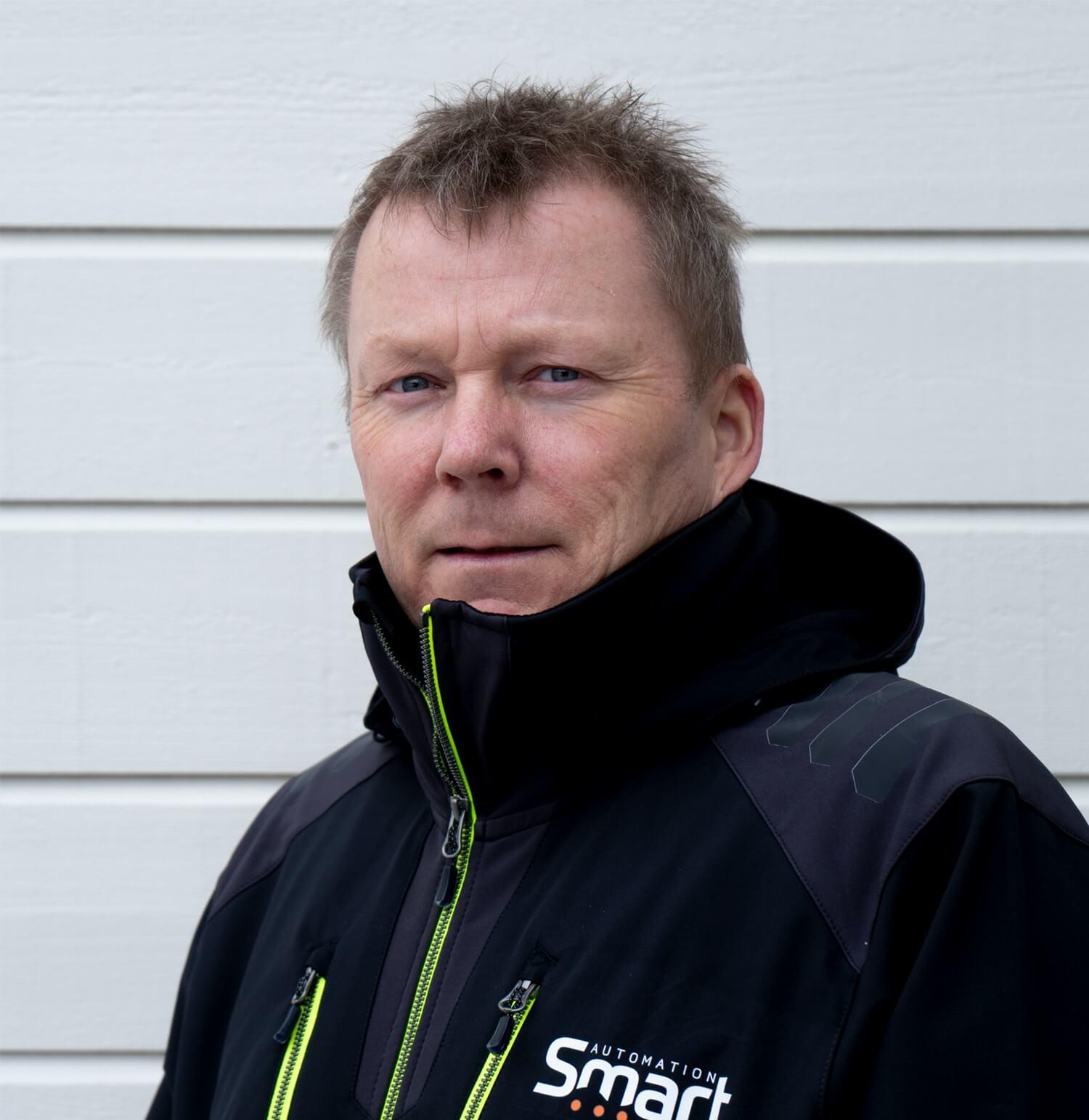 Erik Nystad